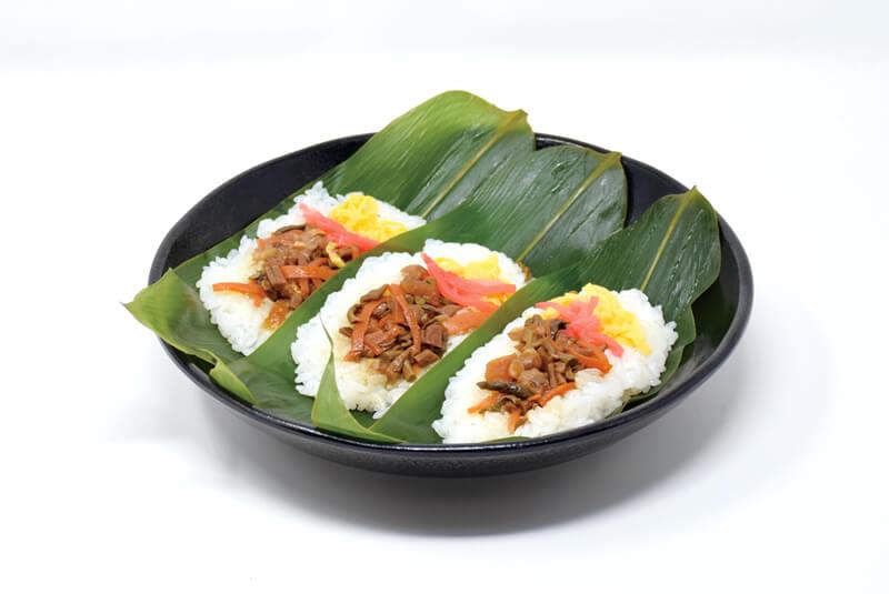 笹寿司の写真